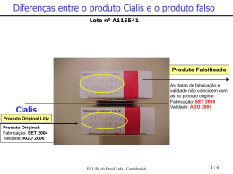 Lote n° A115541 Cialis