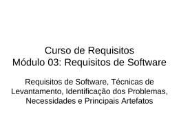 Curso Requisitos - Requisitos Final