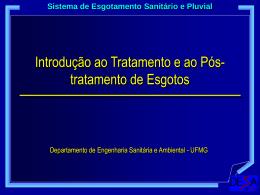 Apresentação do PowerPoint - Departamento de Engenharia de