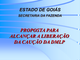 Estado de Goiás