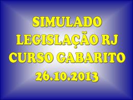 2/3 - Curso Gabarito