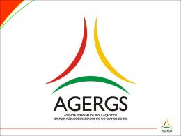 apresentação da diretoria de tarifas da agergs
