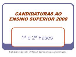 2008 - Portal da Educação dos Açores