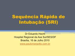 Sequência rápida de intubação (link para