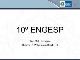ENGESP - 3ª Policlínica do CBMERJ