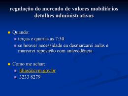 Aula_1_ - Acadêmico de Direito da FGV