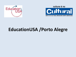 EducationUSA /Porto Alegre