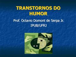 TRANSTORNOS DO HUMOR - (LTC) de NUTES
