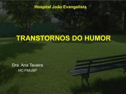 Transtornos De Humor - Ana Taveira