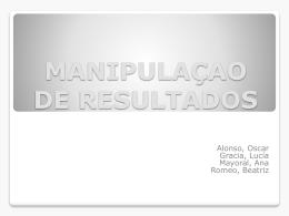 COMBINAÇAO DE RESULTADOS - Faculdade de Direito da UNL