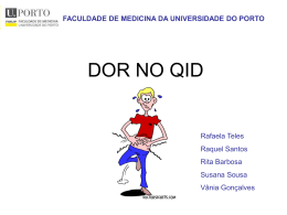 Diapositivo 1 - Universidade do Porto