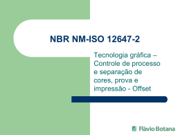 Norma ISO 12647-2