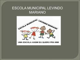 Sequência didática Contos de Mistério E. M. Levindo Mariano