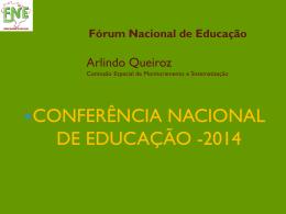 CONAE/2014 - Mobilização Social pela Educação