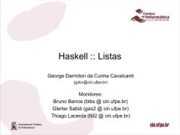 haskell-listas-generalizacoes