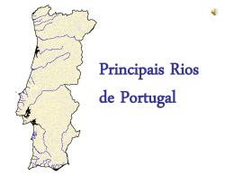 Trabalho dos Rios Portugueses