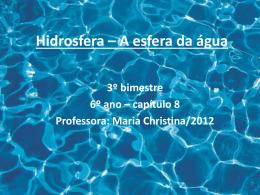 Hidrosfera _A_esfera_da_agua