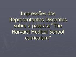 Comentários dos alunos FMUSP