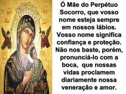 Segunda oração