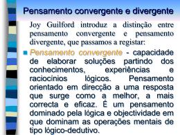 Pensamento convergente
