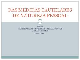 Medidas Cautelares_II
