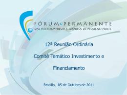 Agenda Estratégica 2010 – horizonte de 2 anos