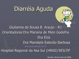 Diarréia Aguda 2 - Paulo Roberto Margotto