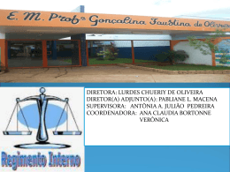 REGIMENTO - CORPO DISCENTE-reformulado2014