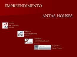 Antas Houses - Obra de habitação e comércio no Porto
