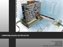 compatibilização de projetos