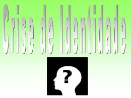 crise de identidade (eclesiástica)