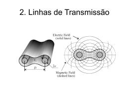 Linhas de Transmissão - Engenharia Elétrica da UFPR