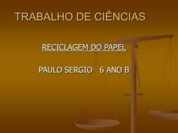 PAUULO SERGIO E WESLEI