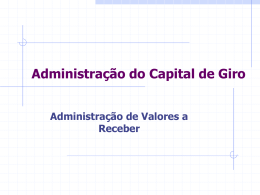 Administraçâo_do_Capital_de_Giro_