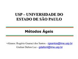 ageis2003 (~480kb) - IME-USP