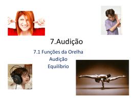 7.Audição - Marcelinas