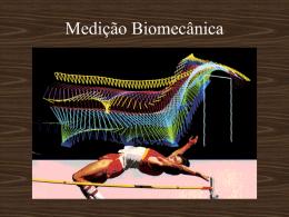 Medição Biomecânica