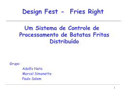 Design Fest - Fries Right