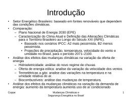Energia Eólica - Universidade Castelo Branco