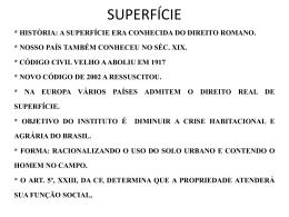 SUPERFÍCIE AULA 01.