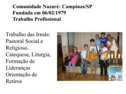 Slide 1 - irmaspostelianas.com.br