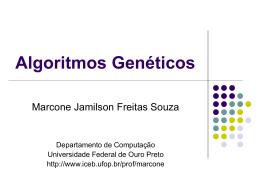 AlgoritmosGeneticos - Decom
