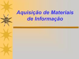 Aquisição_de_materiais_de_Informação