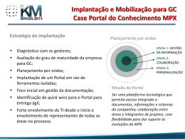 case portal do Conhecumento MPX - Camila Pires