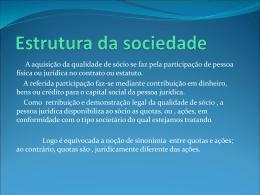 quotas ações - Universidade Castelo Branco