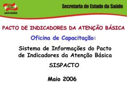 Sispacto 2006