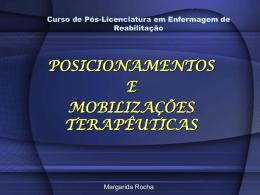 Mobilizações terapêuticas - Counter