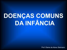 MANIFESTAÇÕES CLÍNICAS - Universidade Castelo Branco