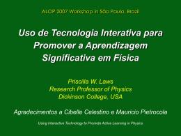 Portuguese - Nupic - Núcleo de Pesquisas em Inovação Curricular
