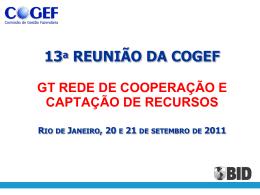 COGEF Anexo 11 Ata 13a Reunião RJ Rede Coop e Captação